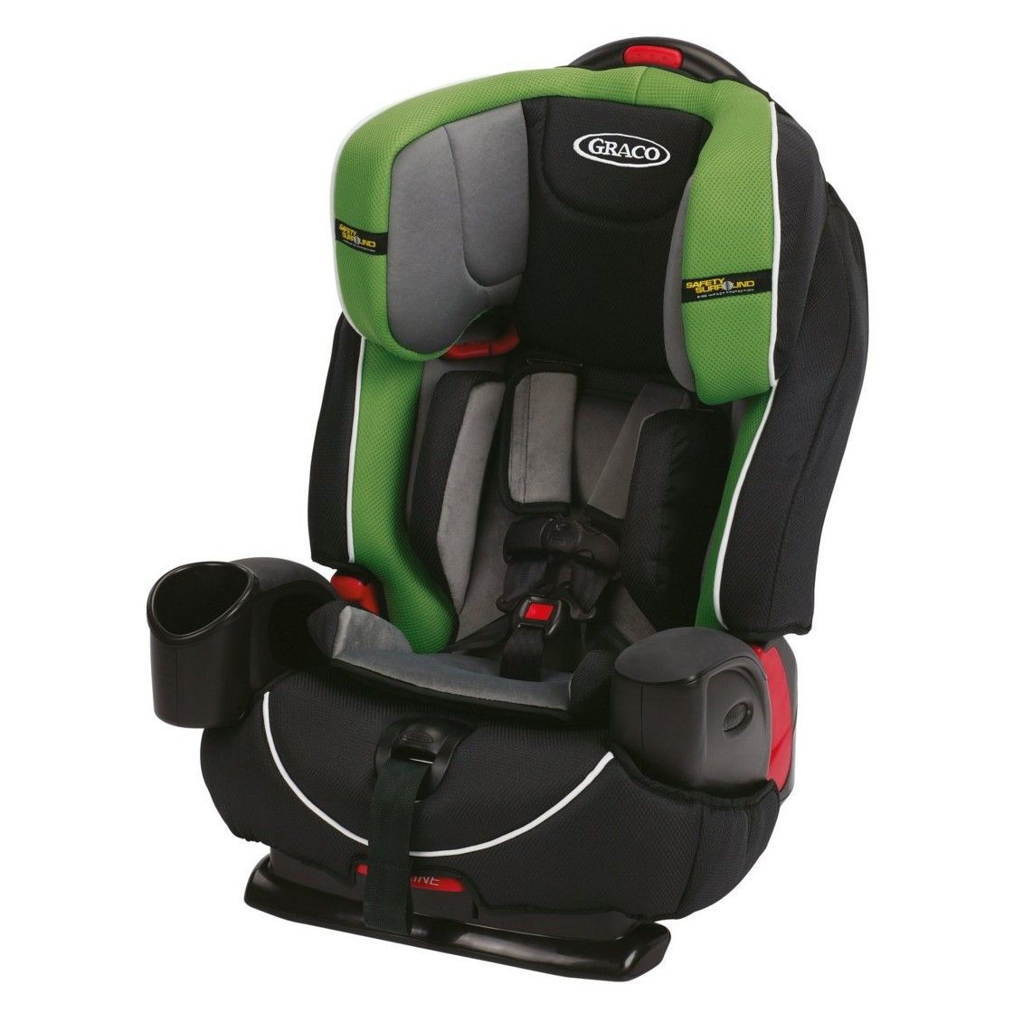 Graco Nautilus 3-in-1 Car Seat with Safety Surround | cat ...