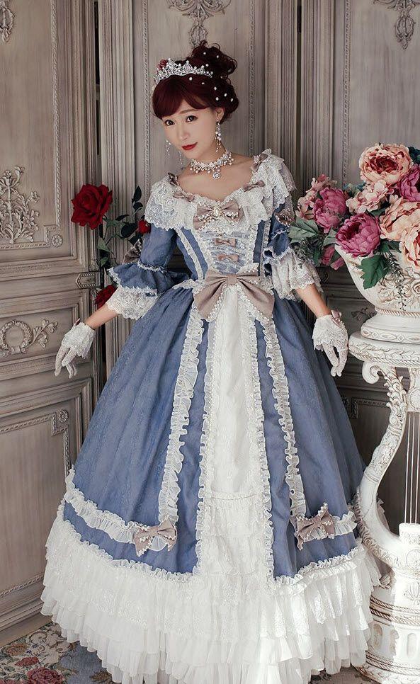 洛丽塔op_Pin on Lolita OP Dresses