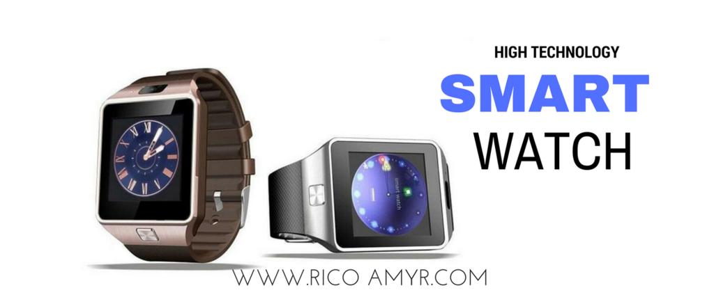 High Tech Smart Watch Smart Watch Smart Life.