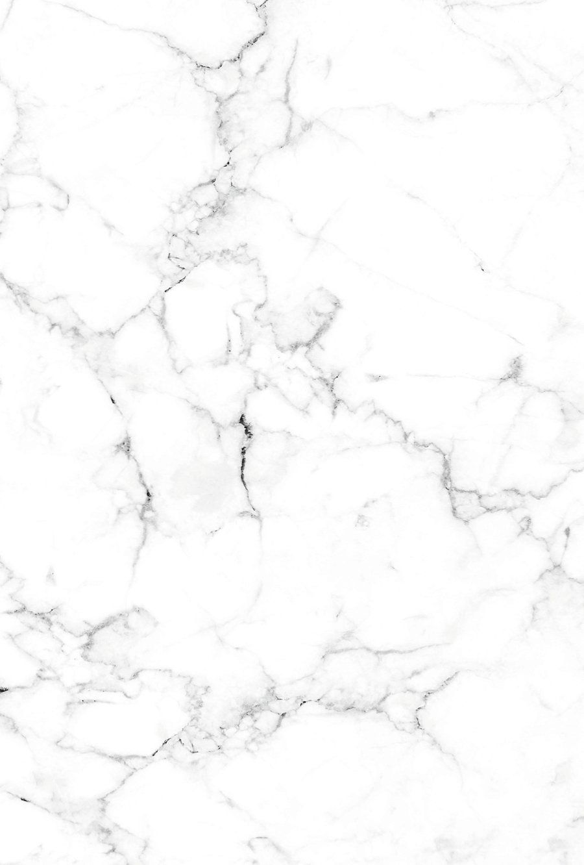 Oversized White Marble
