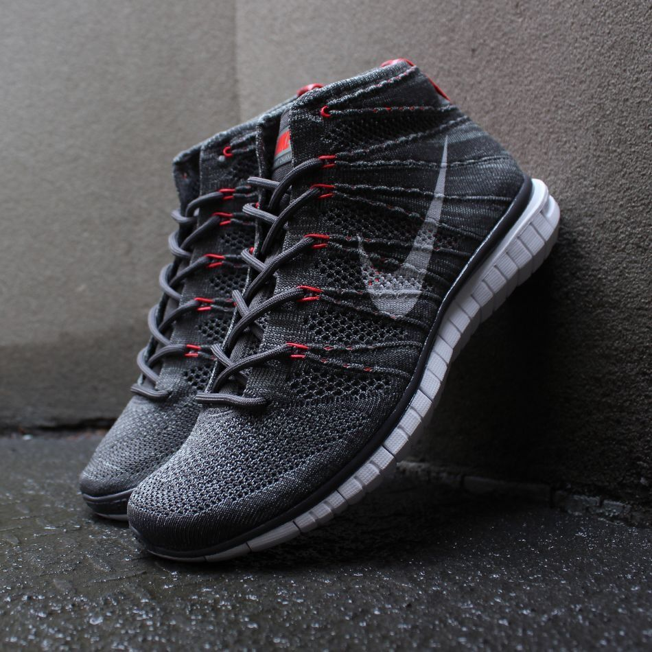 Nike Free Flyknit Chukka Dark Grey | Nikes & Air Max in 2019