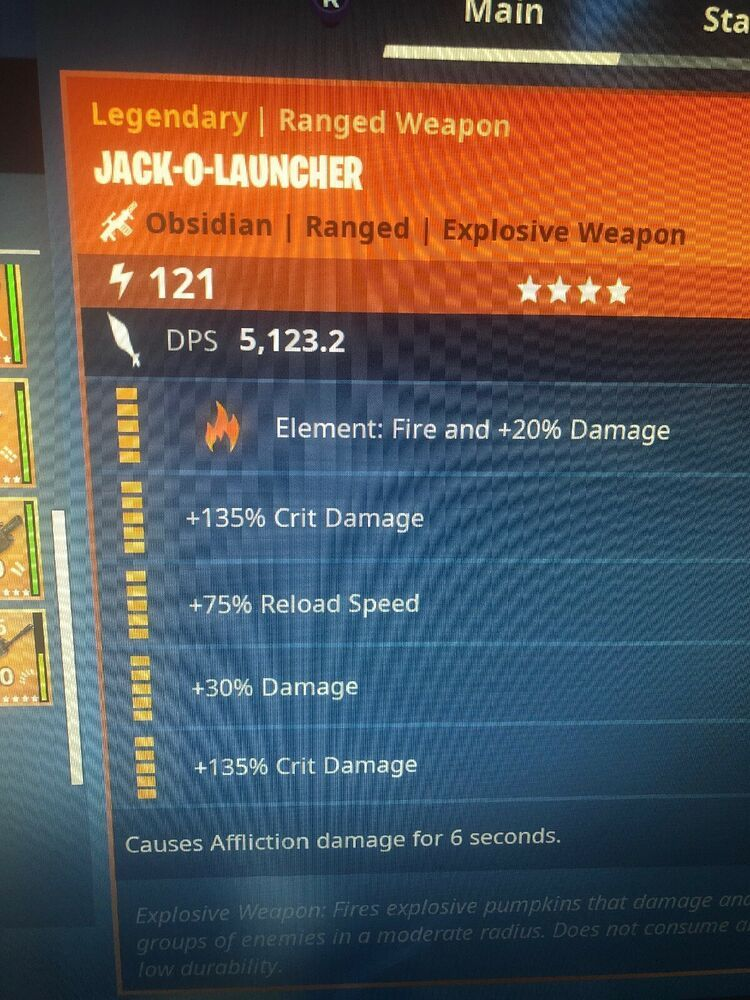 fortnite save the world 121 Jacko Launcher #fortnite #UK #game