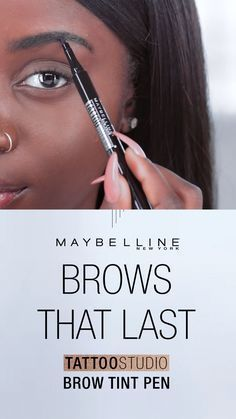 Maybelline TattooStudio Brow Tint Pen | Ulta Beauty