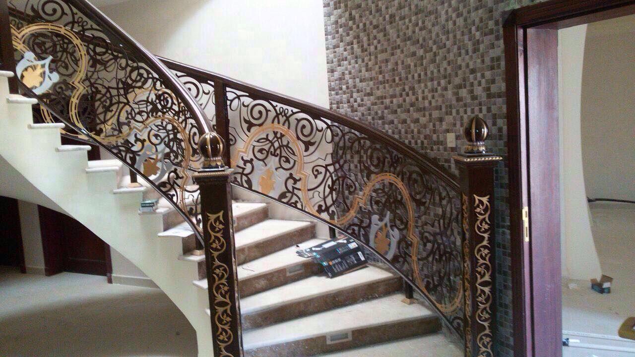 Pin By ابواب درج حديد القصور الذهبية On درج داخلي Decor Stairs Home Decor