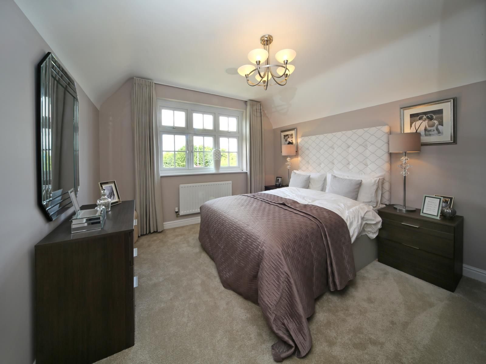 The Marlow Redrow Bedroom decor, Home, House