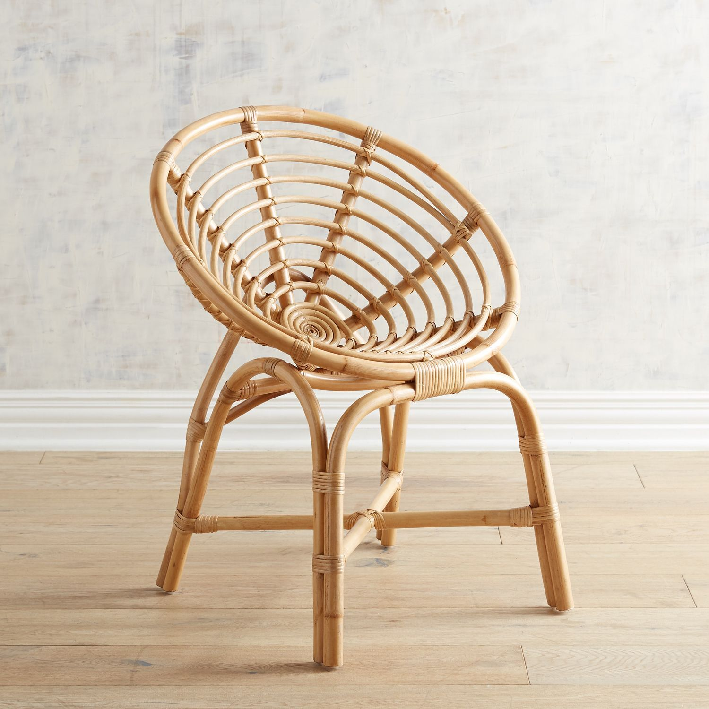 Papasan Natural Dining Chair Natural Dining Chairs Dining