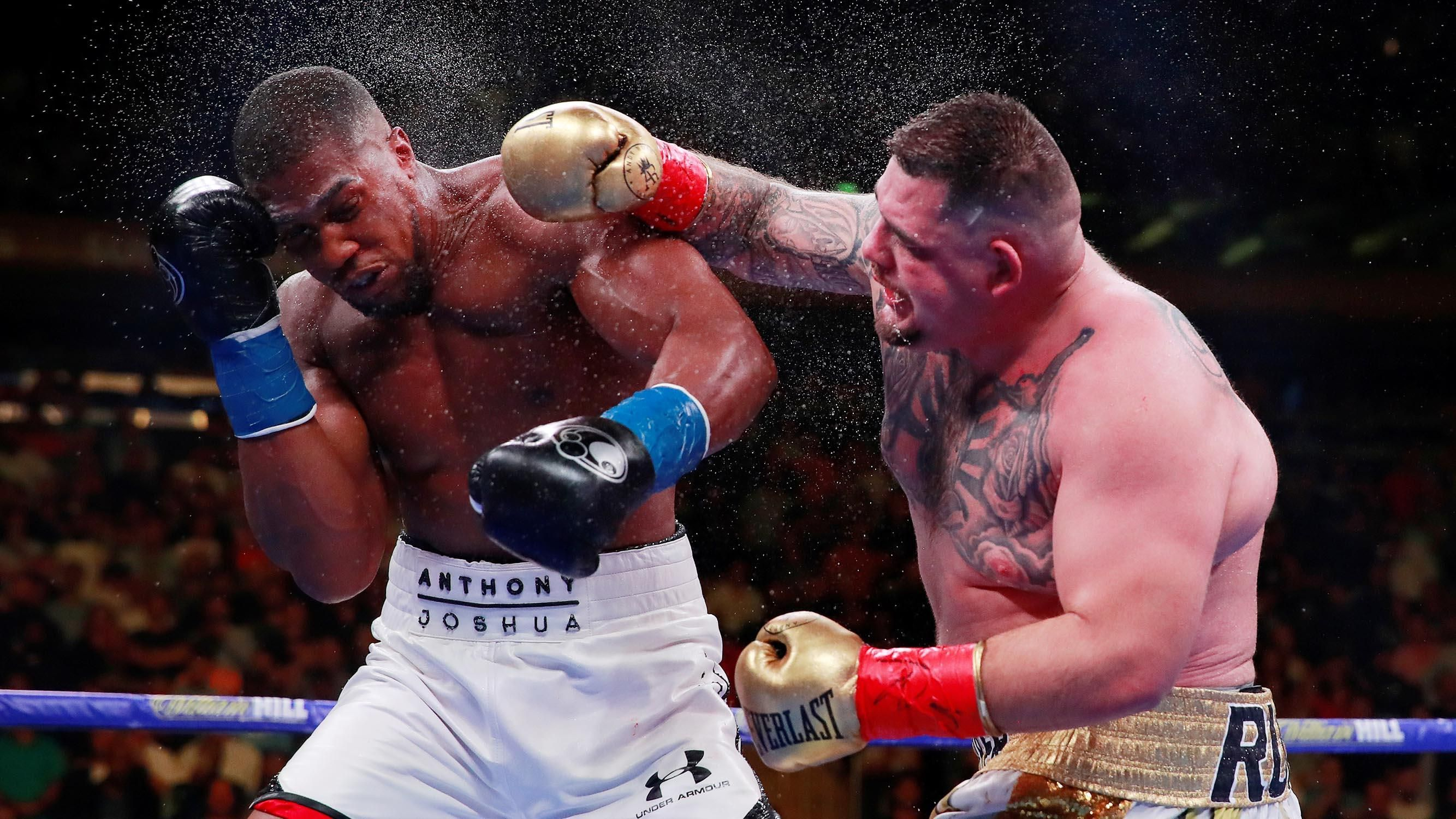 Boxing News Anthony Joshua Vs Andy Ruiz Jr Rematch Date And Venue Confirmed Anthony Joshua Anthony Joshua Vs Boxing History