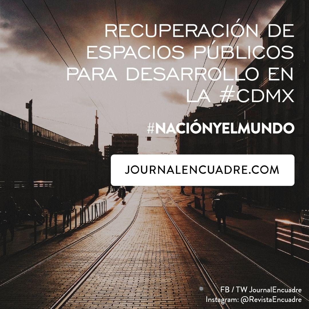 Revista Encuadre » Recuperación de espacios públicos para desarrollo ...