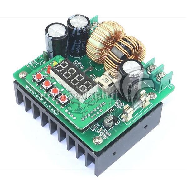 27.90$ (Buy here - https://alitems.com/g/1e8d114494b01f4c715516525dc3e8/?i=5&ulp=https%3A%2F%2Fwww.aliexpress.com%2Fitem%2FCNC-Digital-LED-Display-Battery-Charger-400W-DC-DC-6-40V-to-8v-80v-10A-Boost%2F2015803786.html) CNC Digital LED Display Battery Charger 400W DC-DC 6-40V to 8v-80v 10A Boost Converter