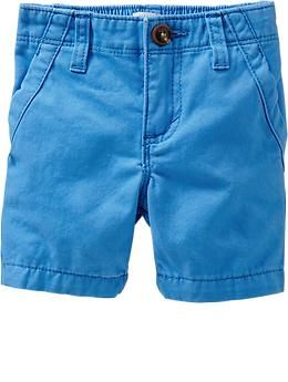 Twill Shorts for Baby   Old Navy $11.00
