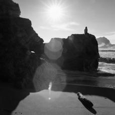 Fascinante fotografía en blanco y negro, por Brian Day