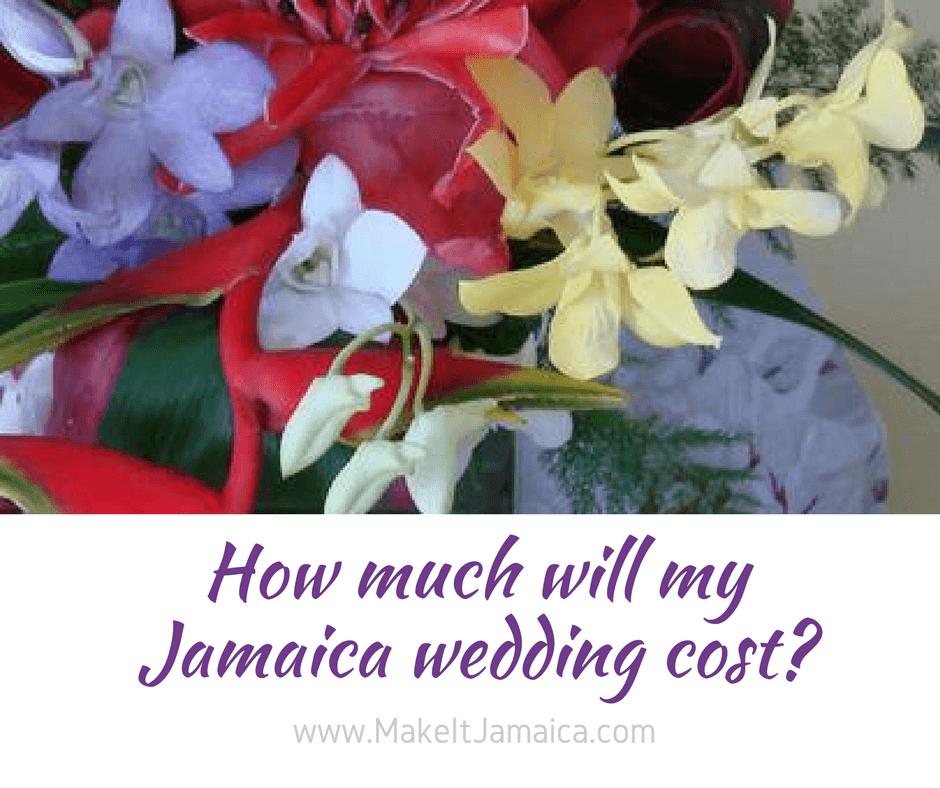 Jamaica Villa Weddings How Much Will My Wedding In Cost