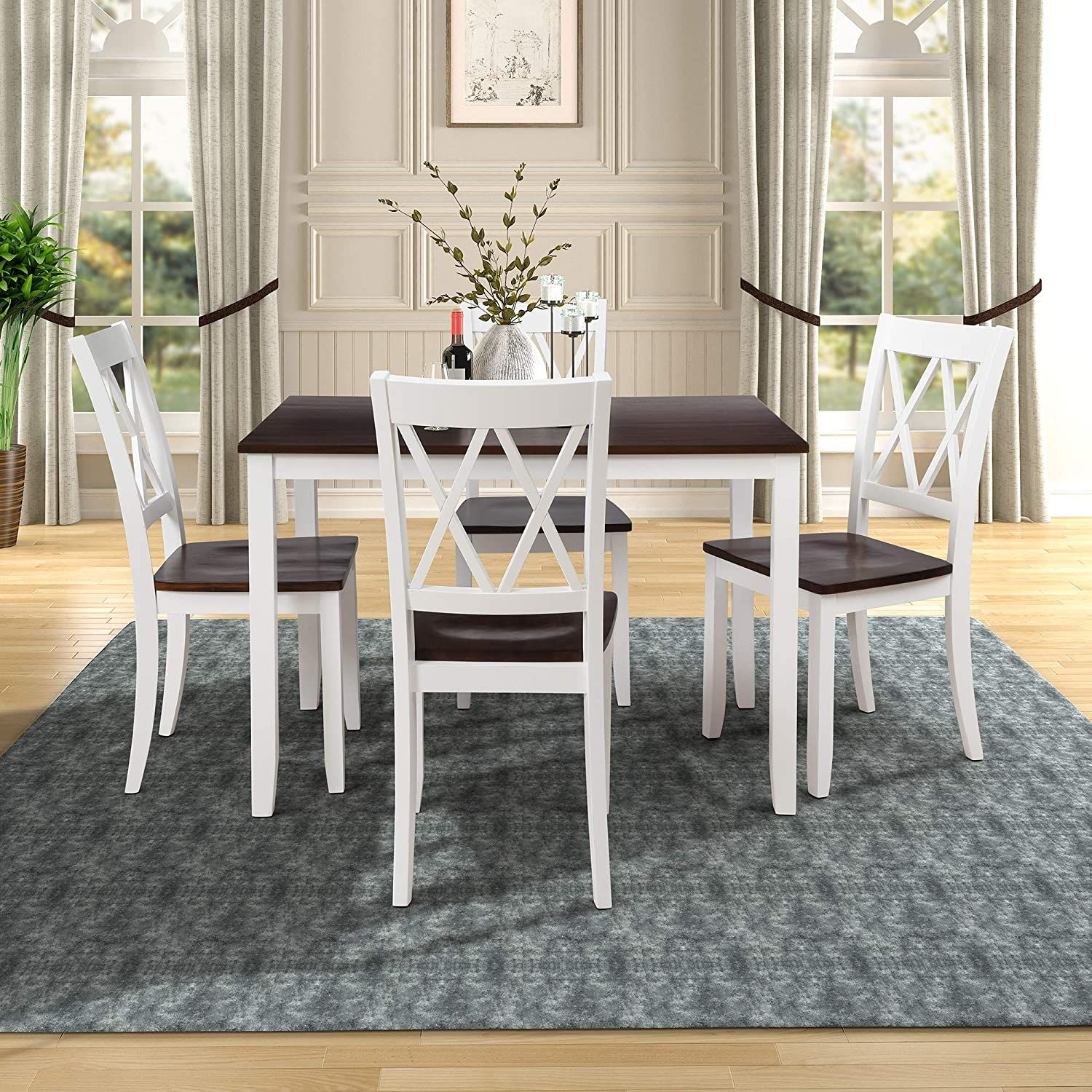 29+ Grey small dining table and chairs Tips