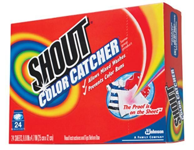 Free Sample of Shout Color Catcher Free Samples Pinterest - product list samples