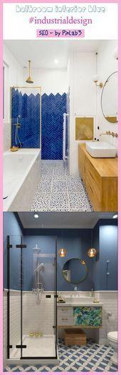 #Badezimmer #Bathroom #Blau #Blue # interior #interior - #Badezimmer #Bathroom #Blau #Blue #DecoratingIdeas #HomeDecorAccessories #Interior #ModernInteriorDesign #moderninteriordesign
