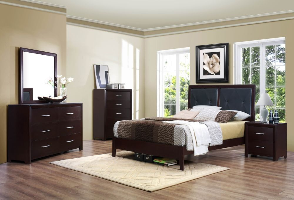 Queen Schlafzimmer Sets Billig   Schlafzimmer   Komplettes ...