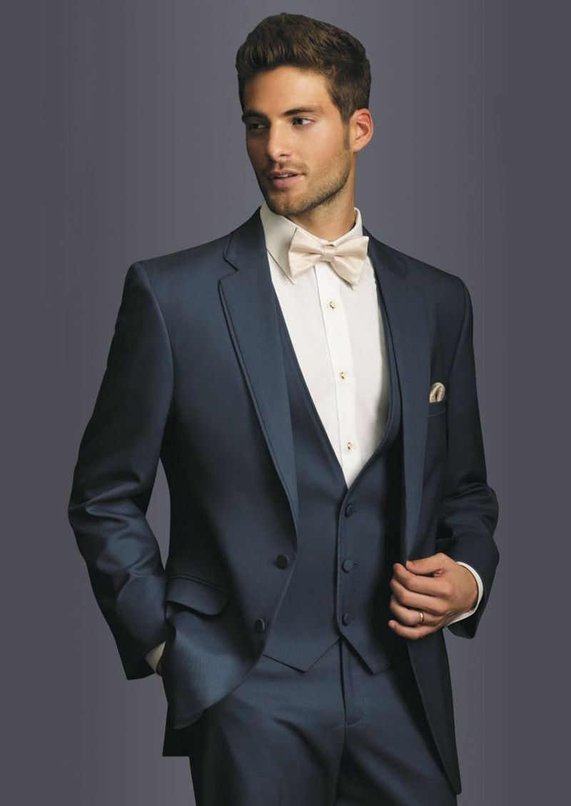 New-Arrival-Noivo-Smoking-Groom-Suit-Bridegroom-Tuxedos-Men ...