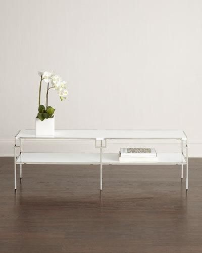 HX Harley TwoTier Coffee Table Living Beautifully Pinterest - Two level coffee table