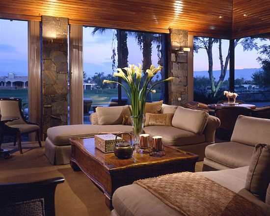 Asian Living Room Design, Pictures, Remodel, Decor and Ideas - page 5