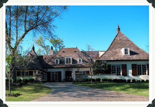 Beaujolais Jack Arnold House Exterior French House Celebrity Houses