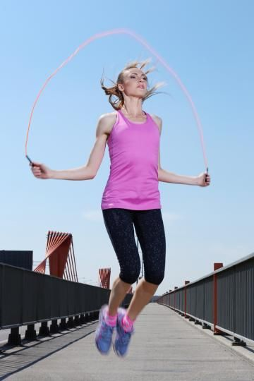 The Jump Rope Workout Made For Adults 10 Minute Workout Jump Rope Workout Intense Cardio Workout