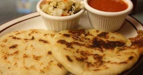 Recetas de Cocina Costarricenses de Tortilla Aliñada