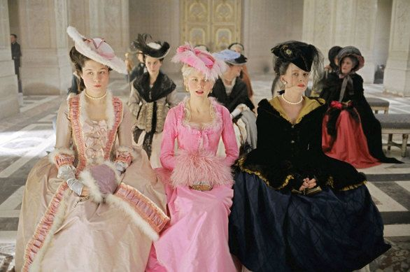 The Girl with the Star-Spangled Heart: Fashion and Film: Marie Antoinette