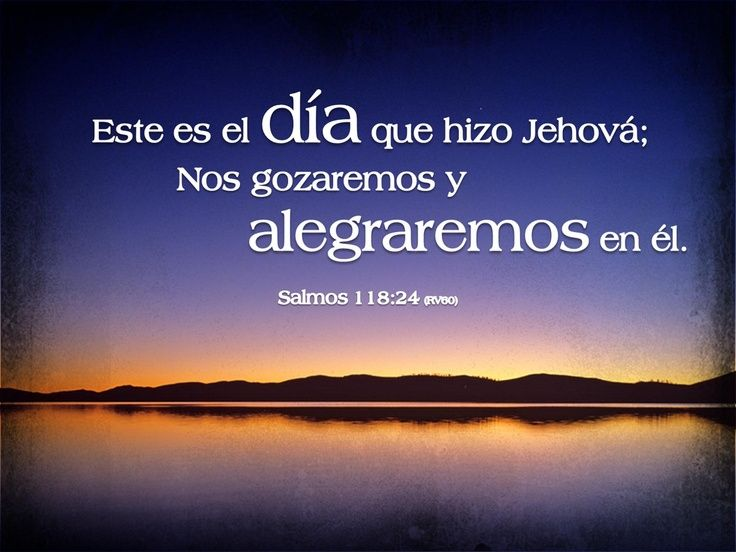 Bible Verse With Picture Spanish Uploaded To Pinterest Rejoice