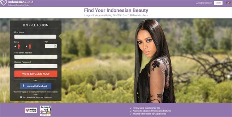 The Best Indonesian Dating Sites for Foreigners