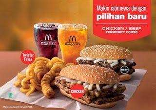 mcdonald menu dan harga menu mcd paket mcdonald harga pamer mcd rh pinterest com