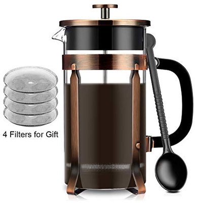 Top 10 Best French Press Coffee Maker In 2020 Reviews Best10selling Best French Press Coffee Glass French Press French Press Coffee Maker