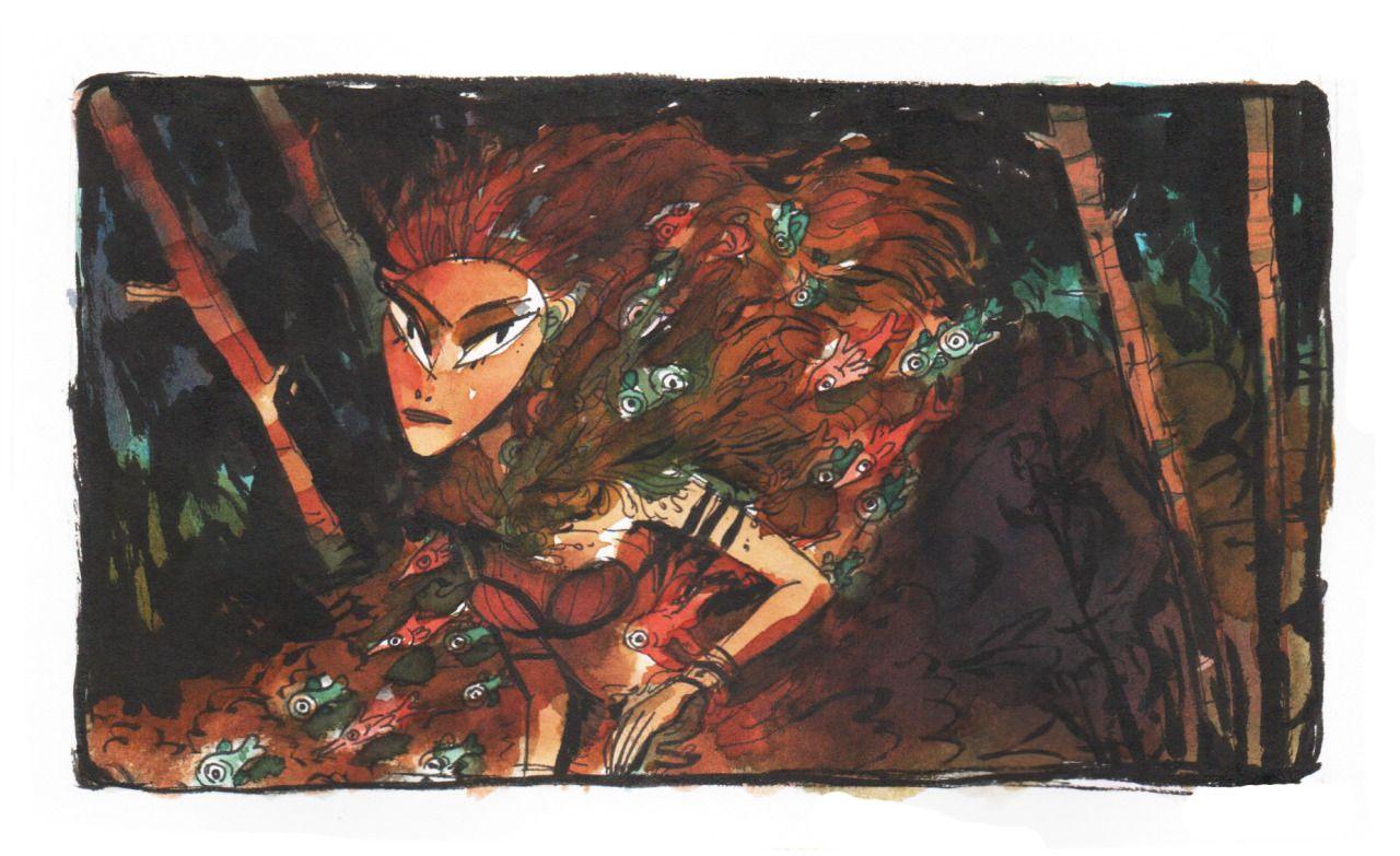 Artist of the Day: Leïla Courtillon