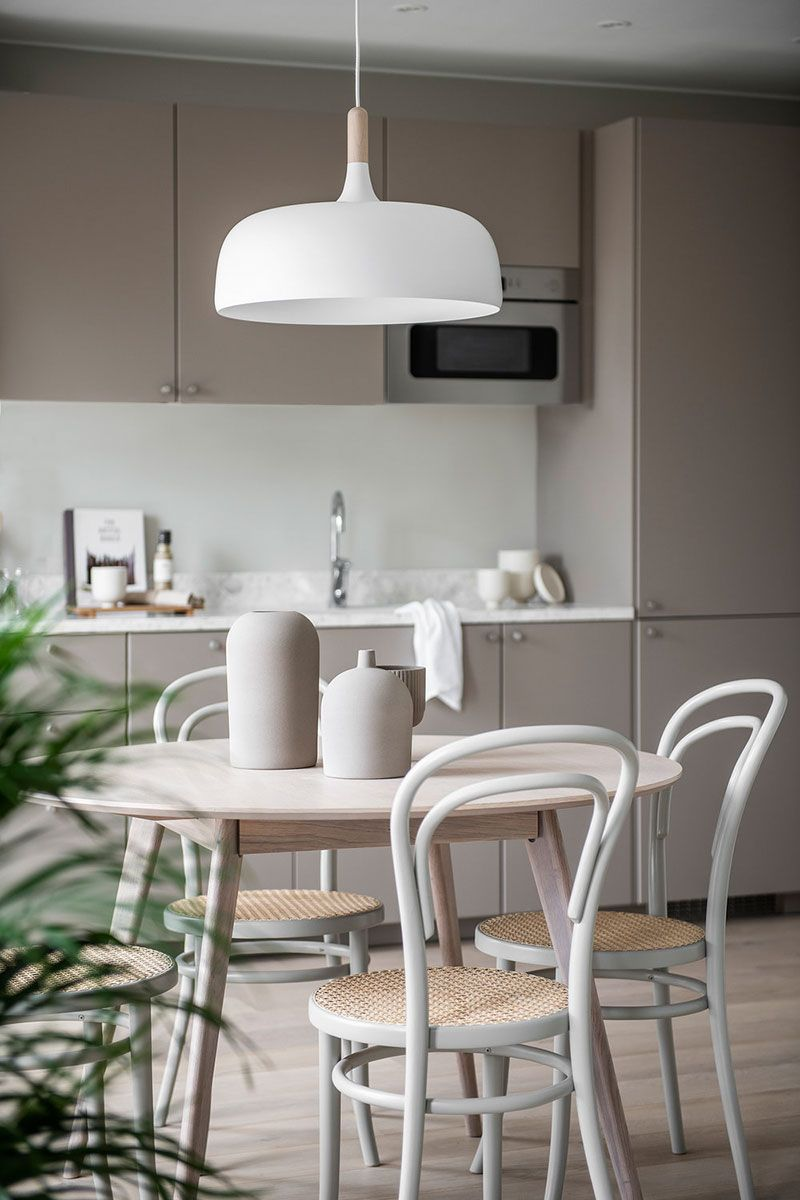 Small Scandinavian Apartment With Mezzanine In Beige Tones Photos Ideas Design Interior Small Space Living Duplex Apartment