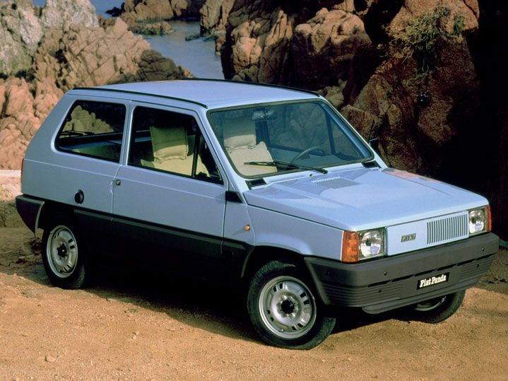 fiat panda small cars are beautiful voiture renault et voitures anciennes. Black Bedroom Furniture Sets. Home Design Ideas
