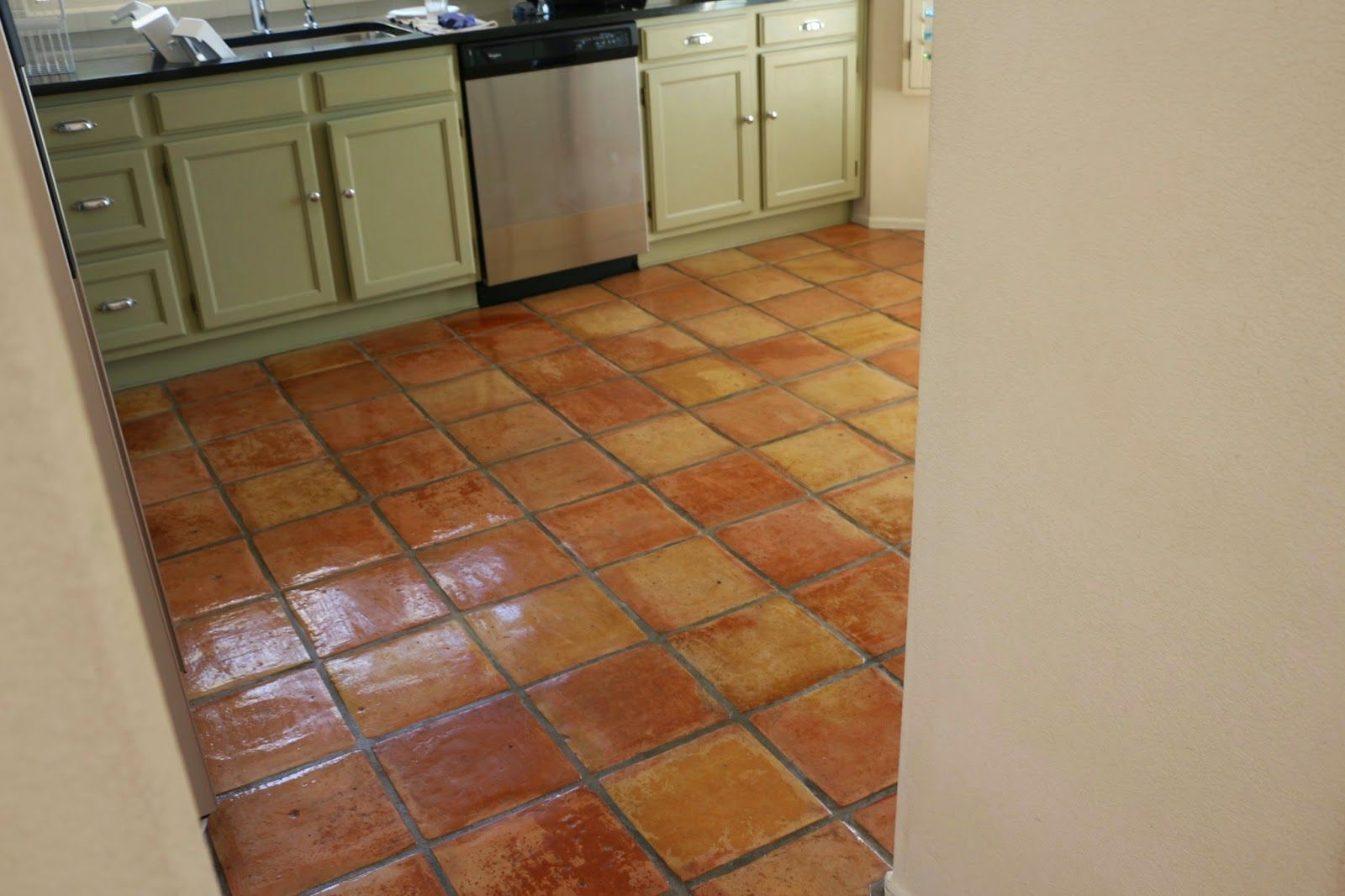 How To Seal Saltillo Tile Floors How To Seal Terracotta