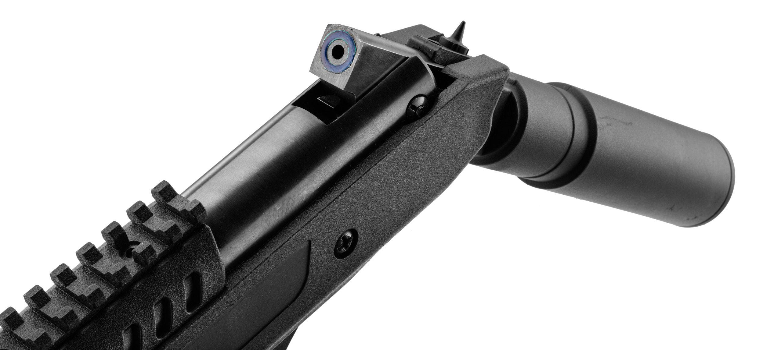 Pistolet à air break barrel LANGLEY SILENCER en 2020