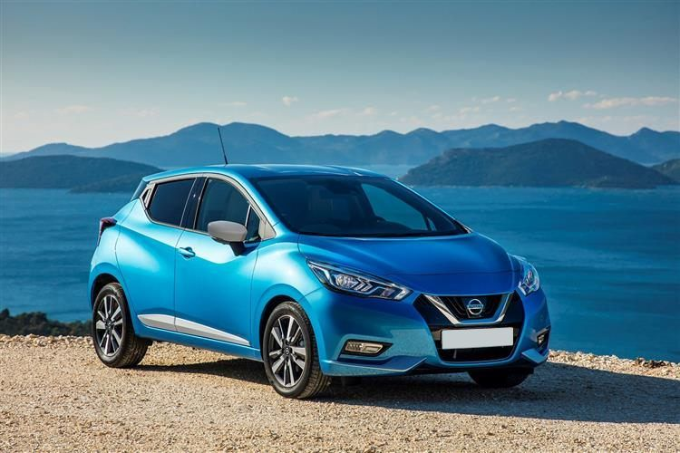 A small car packed full of advanced tech 🔥 Nissan Micra