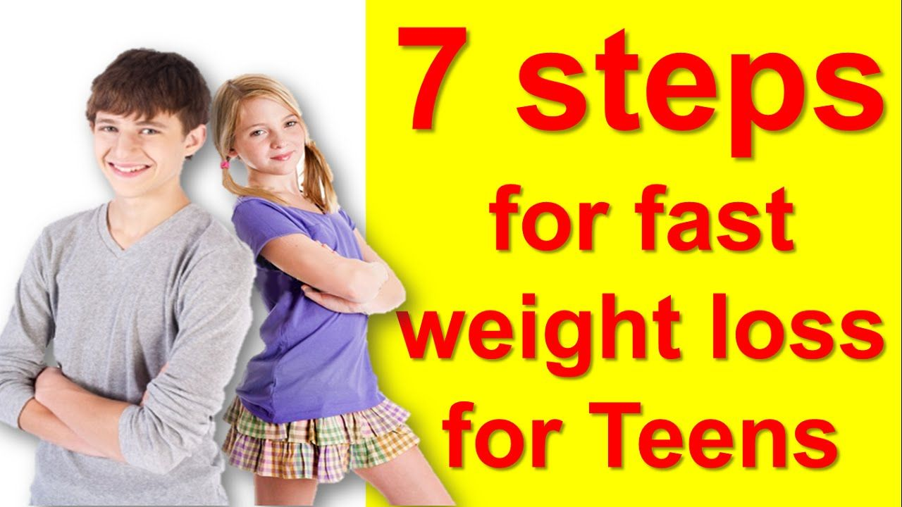 7 Tips How To Lose Weight Fast For Teenagers At Home How To Lose