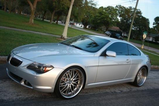 Cars for Sale 2005 BMW 645Ci w Sport Package in Saint Petersburg