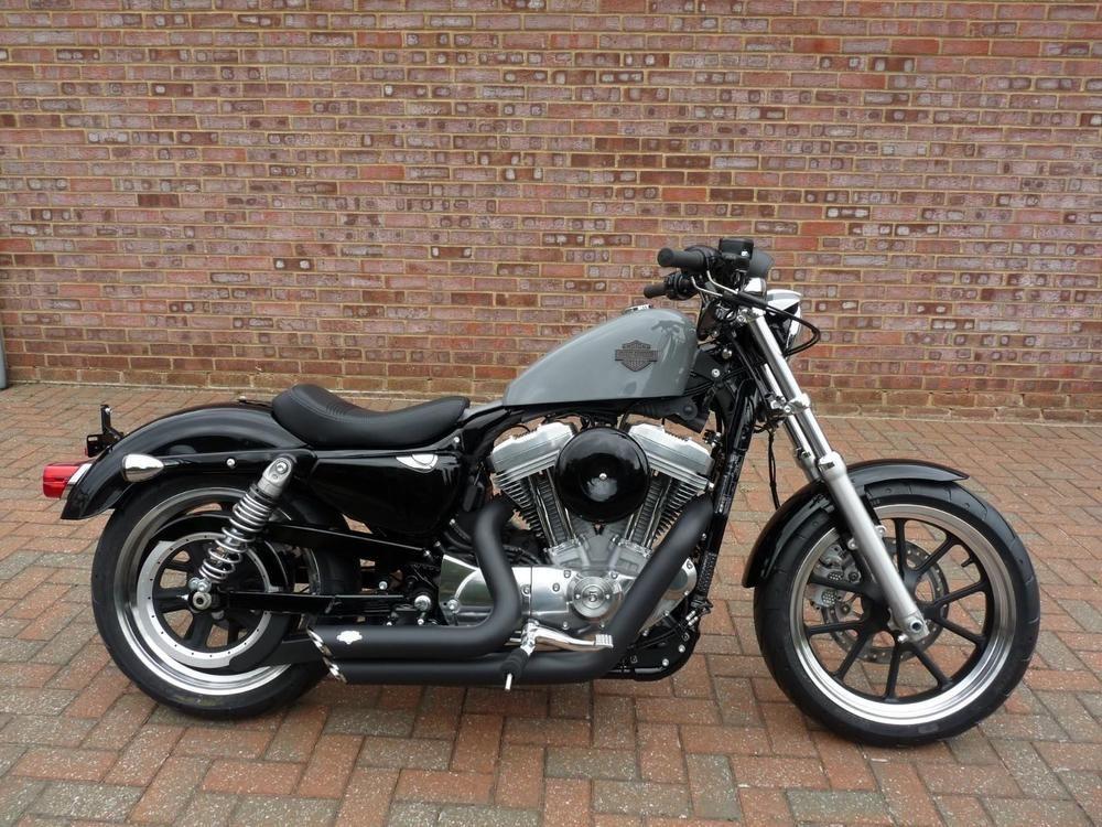 eBay NEW HarleyDavidson Sportster XL883L Superlow Full