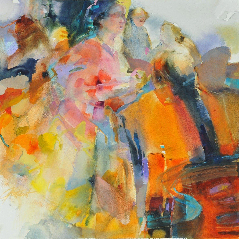 Caussade salon international de l 39 aquarelle du 20 mai au for Pinterest aquarell
