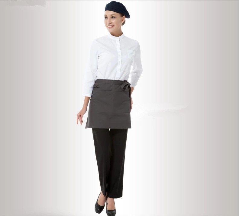 fb879927daecf Fashion Restaurant &Hotel Lady Waiter Uniform,International Standard ...