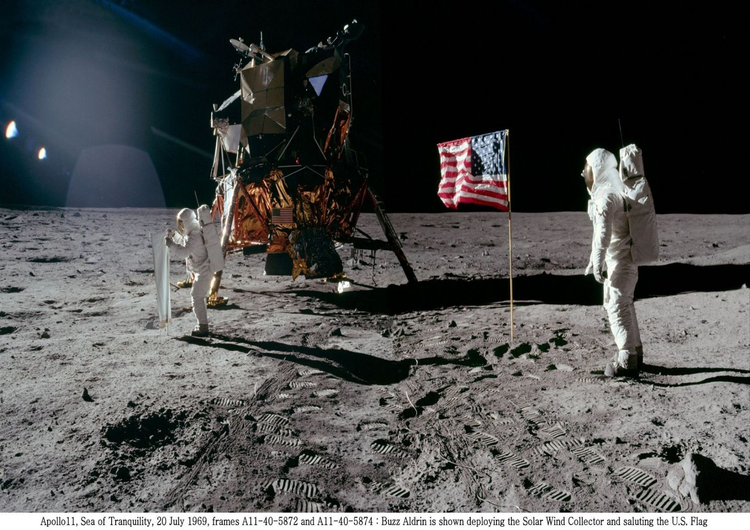moon-landing-1969-apollo-11 | 1969 | Pinterest | Moon landing