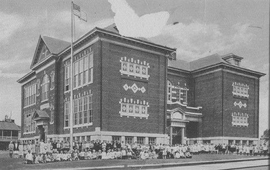 The Original Thaddeus Stevens School In Chambersburg Franklin County Chambersburg Pennsylvania Chambersburg