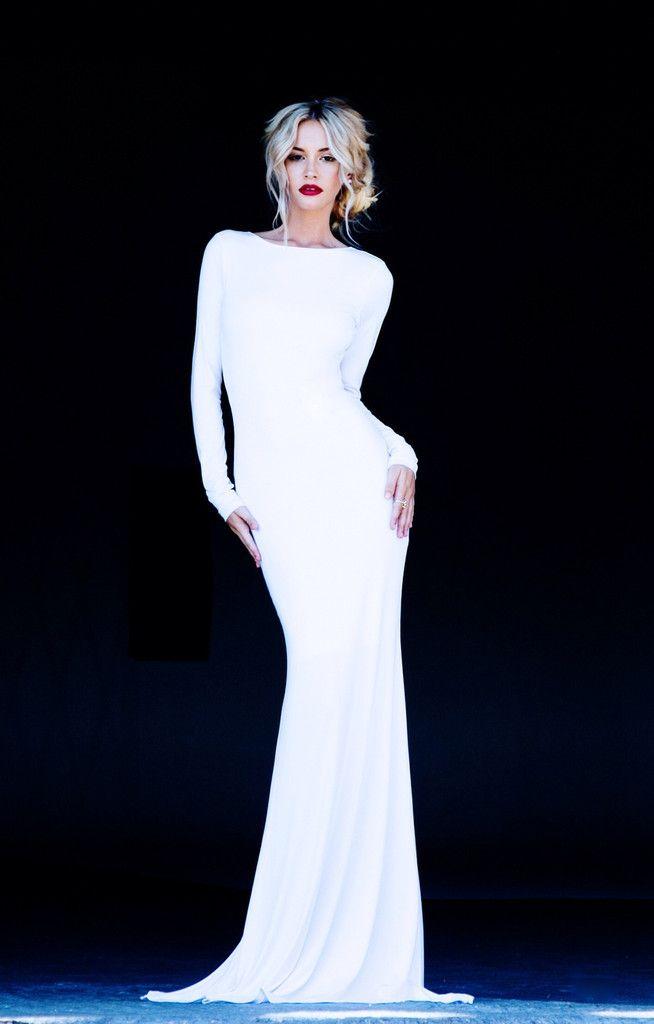 The Lurelly Monaco Gown  | lurelly.com