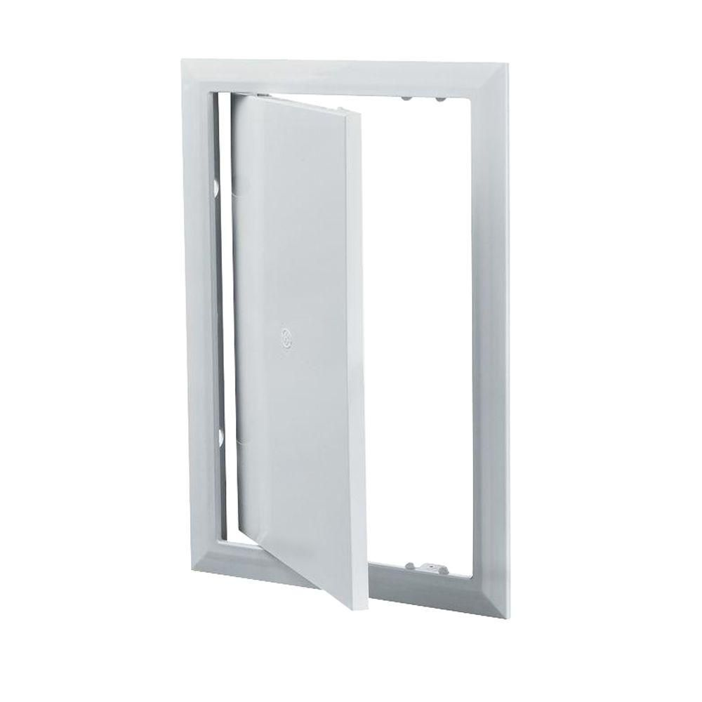 Vents Us 8 5 8 In X 11 3 4 In Plastic Access Panel D250x300 The Home Depot Access Panel Glass Shower Door Sweep Glass Shower Doors Frameless