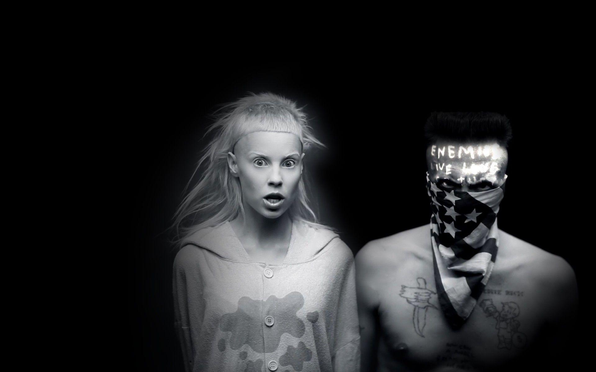 Die Antwoord Yolandi Visser Ninja Die Antwoord Songs Techno