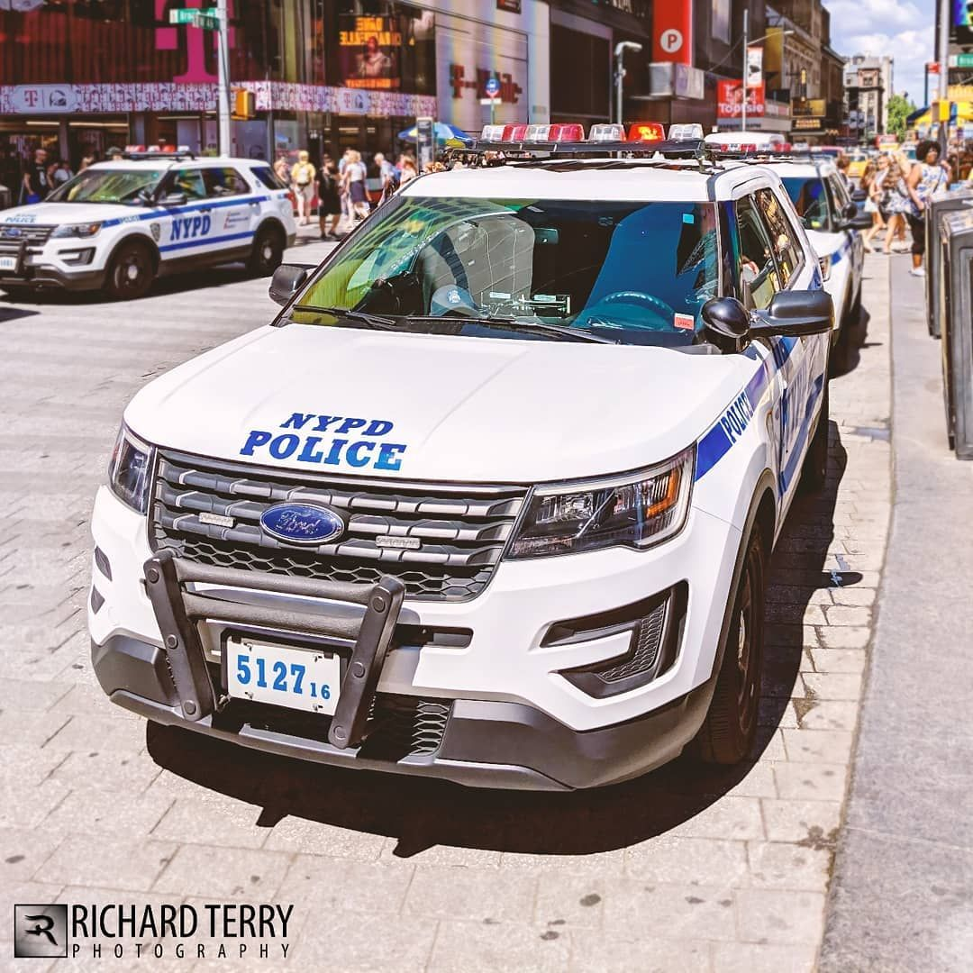 Nypd Times Square Nypd Timessquare Newyork Newyorkcity
