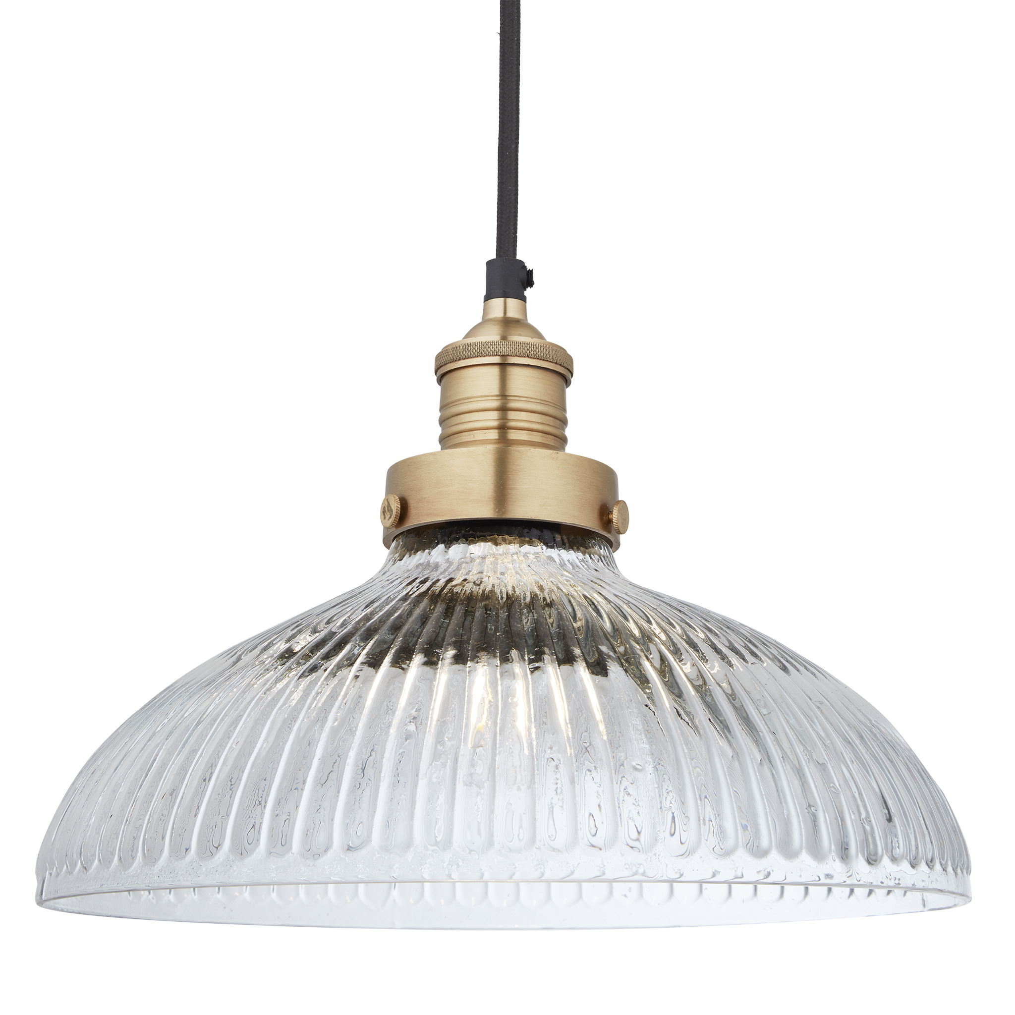 Brooklyn Glass Dome Pendant 12 Inch Dome Pendant Lighting Industrial Ceiling Lights Vintage Light Fixtures