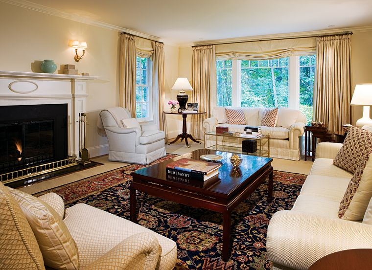 Mellowes & Paladino Architects  High End Architects In Boston Ma Amusing Living Room Boston Design Review